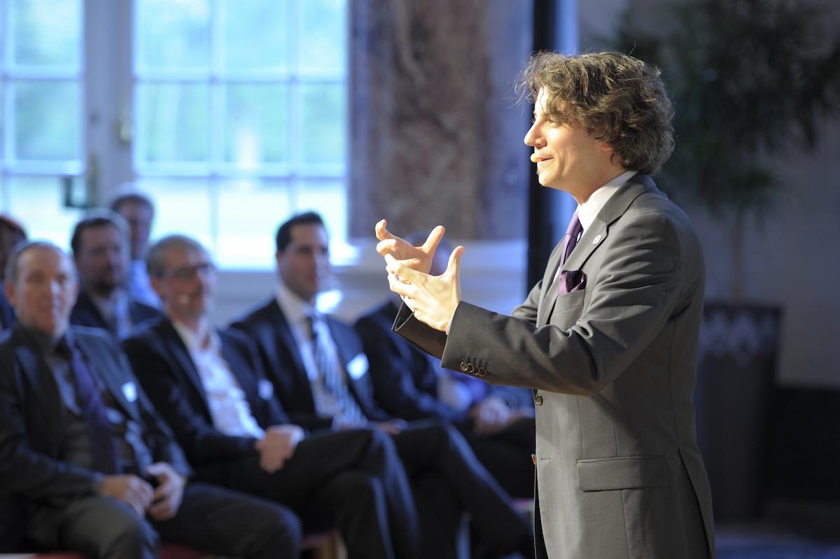 Frederik Malsy, Improvisationsschauspieler und Redner