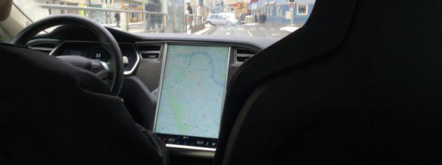 erfolgreich präsentieren und denken im Tesla in Wien